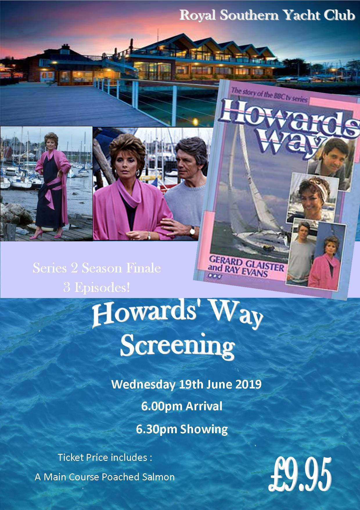 19 06 19 Howards Way Poster