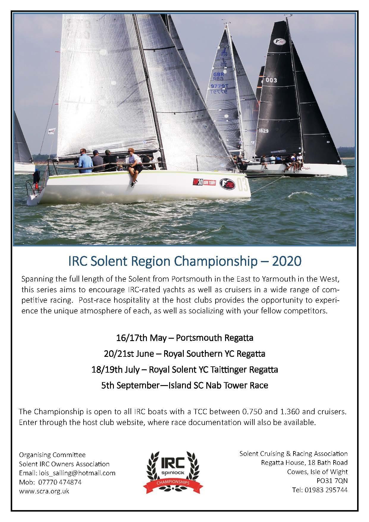 Championship 2020 Poster V2