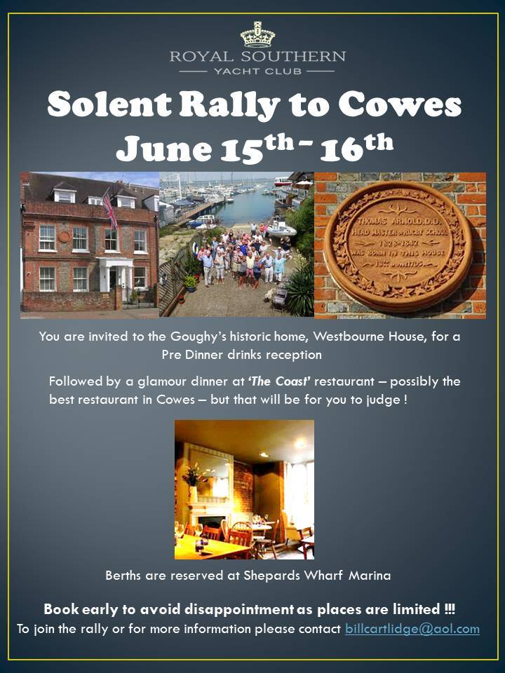 Cowes Rally 15 16 June Draft J
