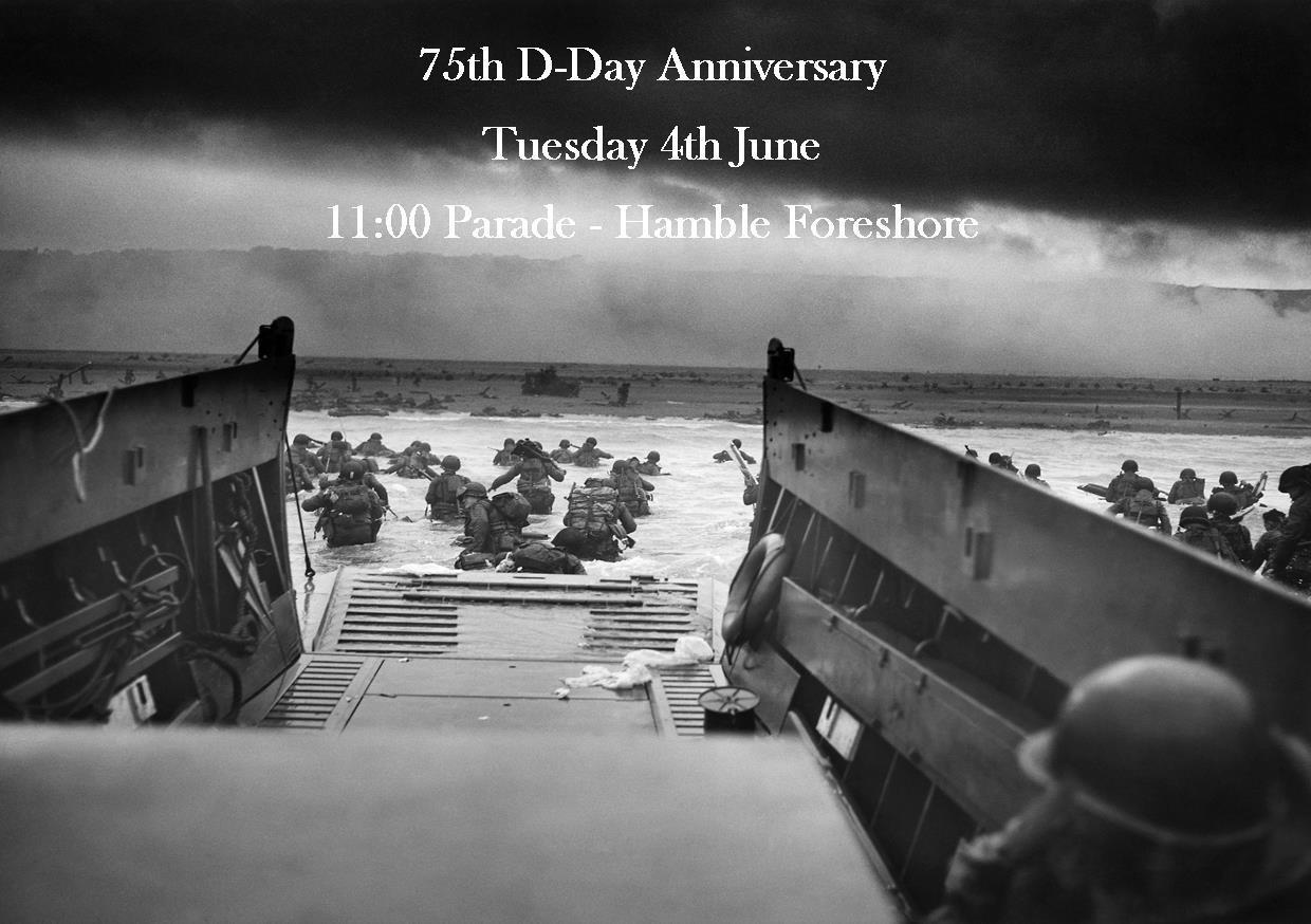 D Day Save The Date