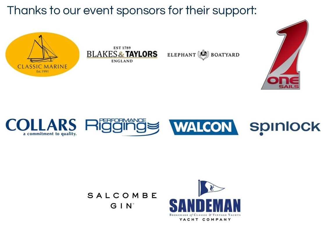 Hamble Classics Sponsors For Event Page