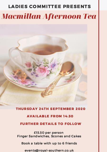Macmillan Afternoon Tea V5